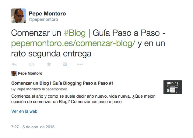 integrar twitter con wordpress
