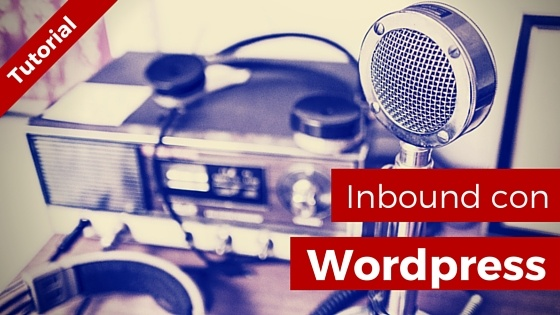 inbound con wordpress