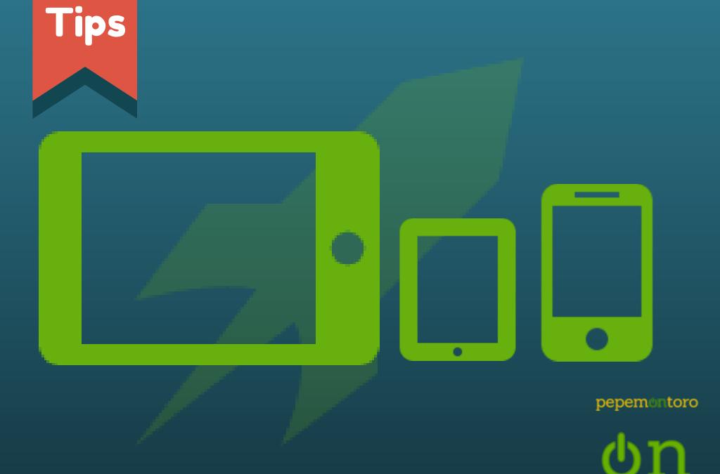 Como Comenzar Una Estrategia Móvil, incluye el móvil en tu plan de marketing