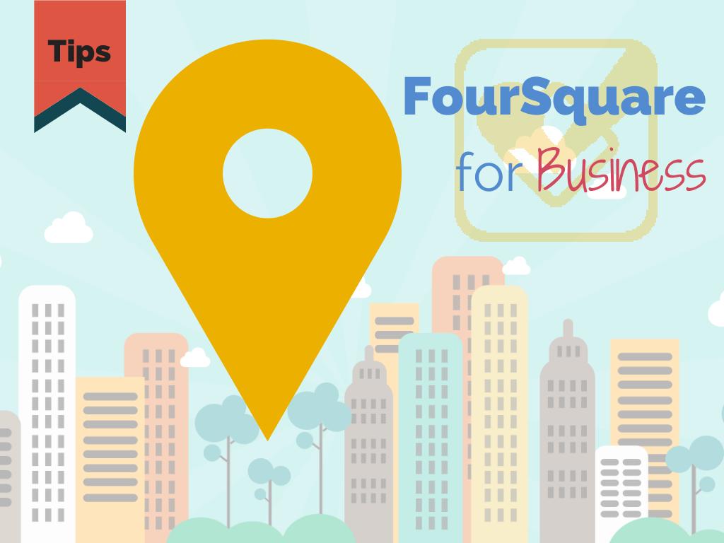 FourSquare | Los Negocios Locales NO Tienen Amigos
